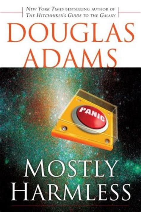 Mostly Harmless mostly harmless hitchhiker s guide to the galaxy 5 by
