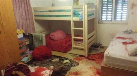13 year old girl bedroom israeli girl hallel yaffa ariel stabbed to death in her