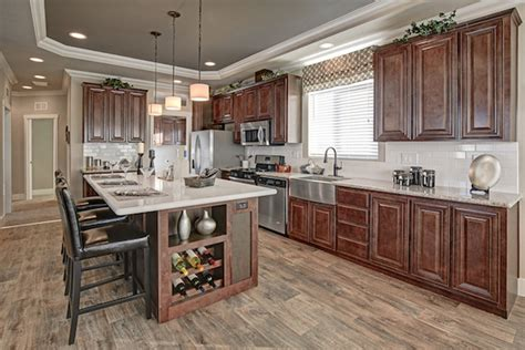 manufactured homes kitchen cabinets manufactured homes kitchens redman homes