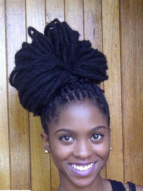tapered dreadlock styles for women 384 best images about great hair on pinterest black