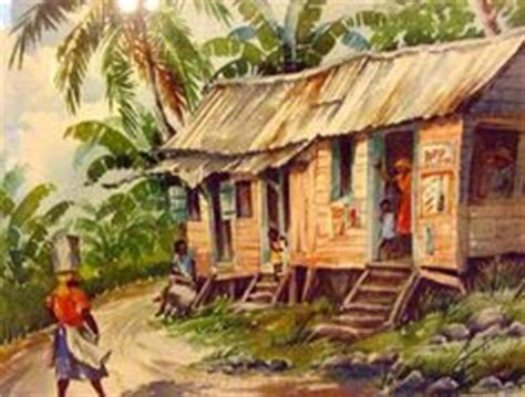 jamaican house painter jamaican art on pinterest jamaica artists and art