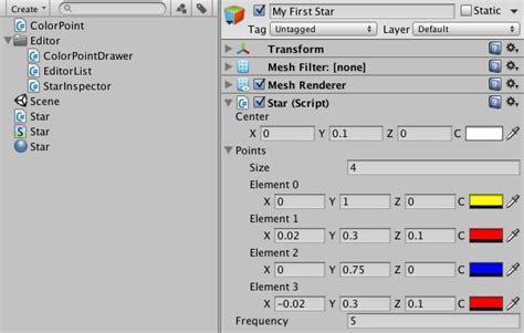 tutorial unity editor star a unity c editor tutorial
