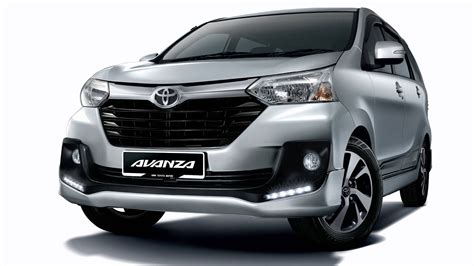 toyota avanza front side view upcoming cars