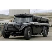Homeland Securitys New Truck For US