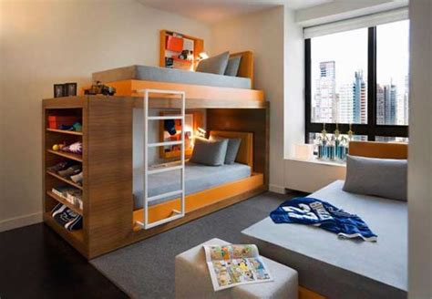 not just for kids 7 space saving adult sized loft beds 30 fresh space saving bunk beds ideas for your home