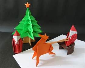 How To Fold An Origami Tree - learn origami