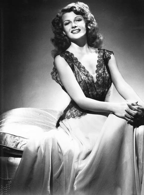 is hilary farr a diva rita hayworth in promotion shot foryou were never lovelier