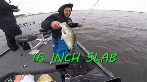 crappie fishing  texas lake fork youtube