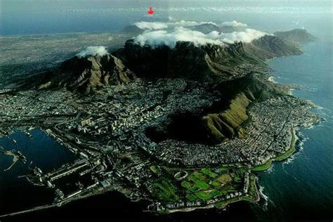 Table Top Mountain South Africa by Table Mountain South Africa Icon Travel All Together