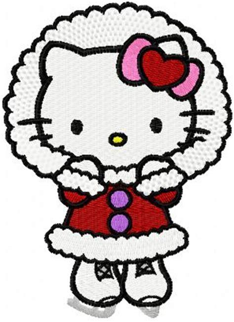 kitty christmas clipart  clip art