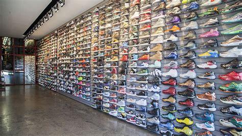 sneaker retailers la s streetwear and sneaker resellers racked la