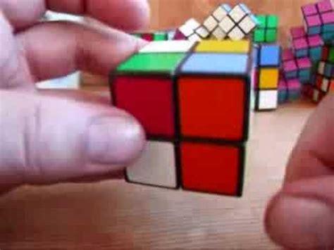 tutorial rubik 2x2 rubik s 2x2 cube tutorial part 1 2 youtube