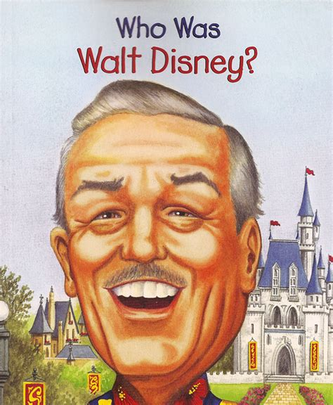 biography book walt disney who was walt disney whitney stewart