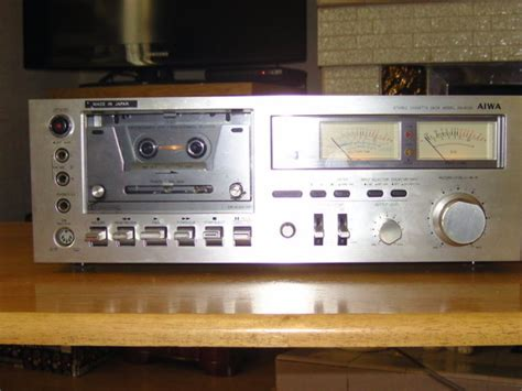 aiwa cassette deck aiwa 6550 cassette deck for sale in dublin 2 dublin from
