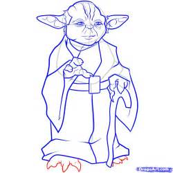 yoda drawing step 10 how to draw yoda