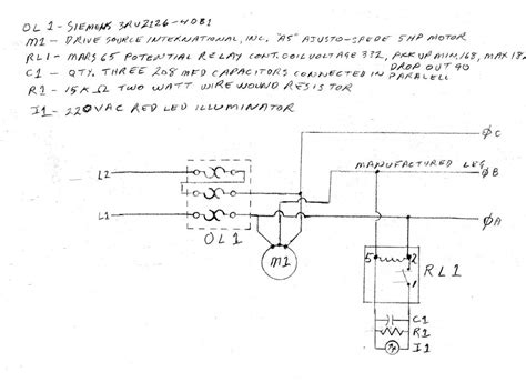 mars potential relay wiring diagram efcaviation