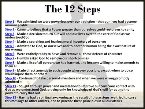 12 Step Detox where do the 12 steps fit into addiction treatment