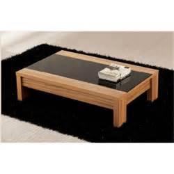 table de salon design laquee noir dehlia achat vente