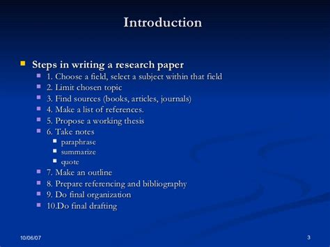 how to write a simple research paper basic steps in writing research paper george orwell why