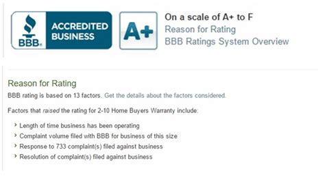 2 10 home warranty reviews bbb home review
