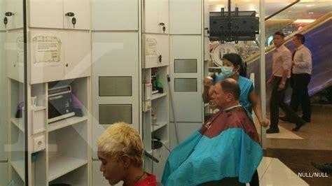 salon pangkas rambut laki laki pekanbary menyisir laba dari jasa pangkas rambut