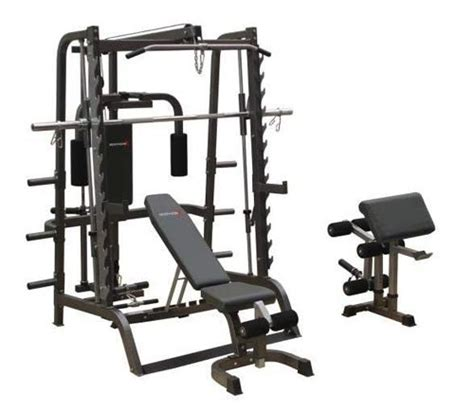 smith bench bodyworx smith bench combo trojan fitness