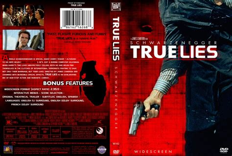 True Search Privacy True Lies Dvd Custom Covers 1035truelies Syxxo Dvd Covers