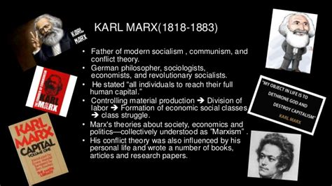Marx Conflict Theory Essay by Essay On Karl Marx Fashion Industry And Executive Resume Service Cheap Karl Marx