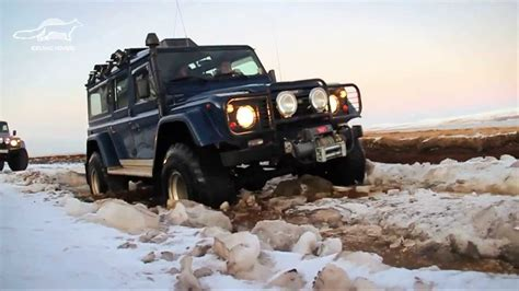 Jeep Iceland Iceland Rovers Jeep Tours