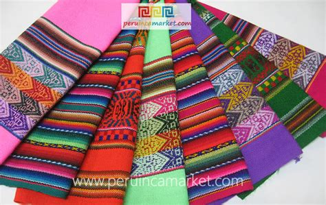 decke peru 8 x 1 meter peruvian fabric beautiful blanket cusco peru 8