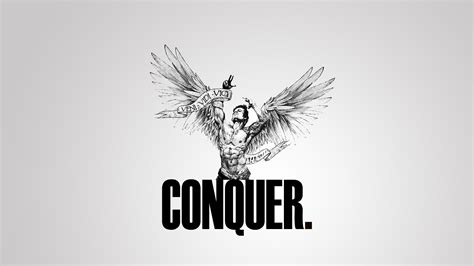 conquer tattoo zyzz conquer by epicuro on deviantart