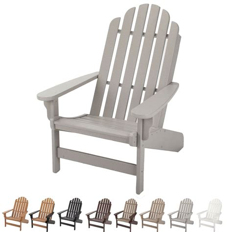 Lifetime Adirondack Chairs by Durawood Essential Adirondack Chair Pawleys Island
