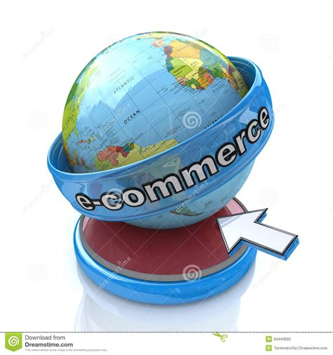 Online 3d Design Program e commerce stock photography image 34443002