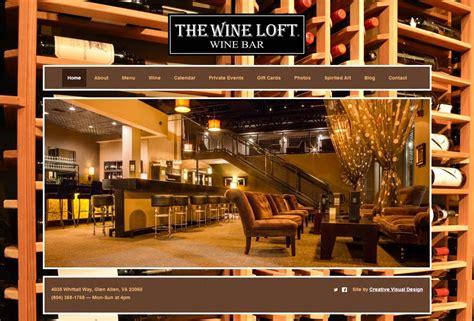 wine and design calendar richmond the wine loft richmond s premiere wine bar