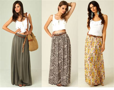 beautiful collection of maxi skirt
