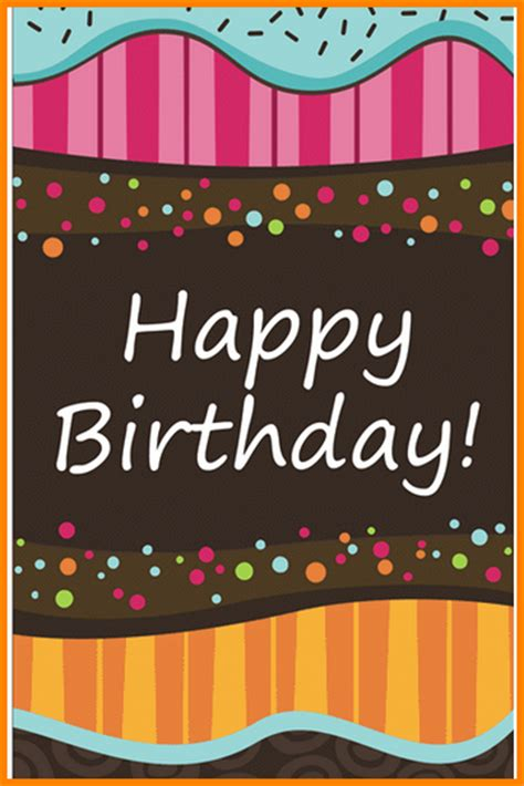 birthday card template word birthday card template png