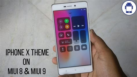 iphone themes for xiaomi install ios 11 iphone x theme for any xiaomi mi devices