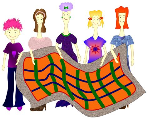 Quilting Groups by A Quilting I Will Go The