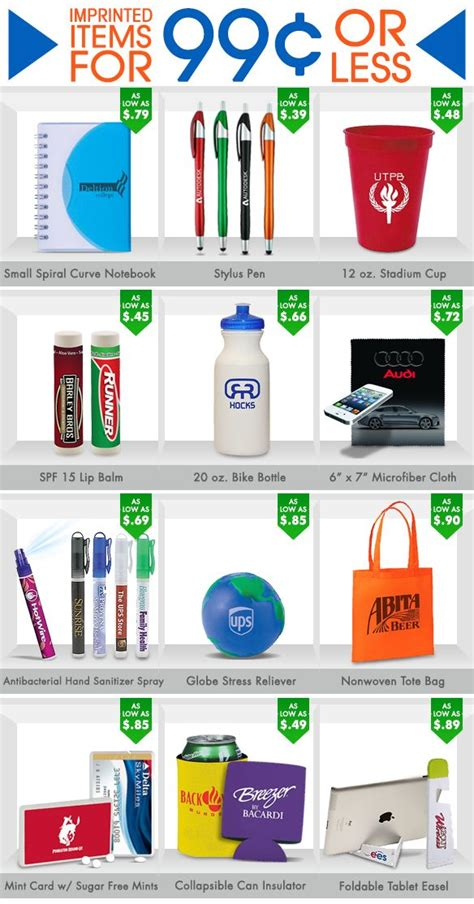 Inexpensive Promotional Giveaways - best 25 cheap promotional items ideas on pinterest custom promotional items