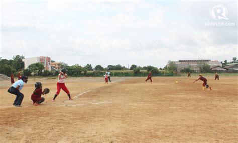 Mba Davao Eagles Players by Davao Region Gold In Softball Vs Western
