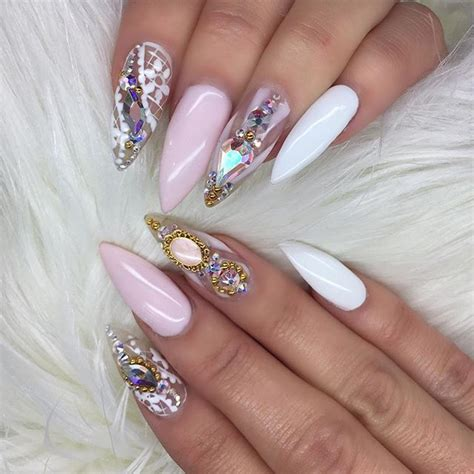 hello darling glitterbug nails how to 17 best images about nails on pinterest coffin nails