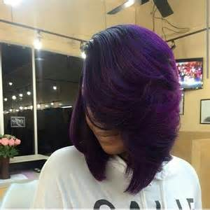 bob sew in hairstyles for black asymmetrical color bob sew ins short hairstyle 2013