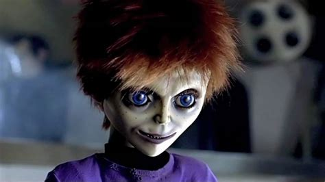 bride of chucky tiffany turns into doll scene hd youtube friends til the end seed of chucky 2004 flip the truck