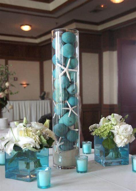 centerpieces for the sea theme best 25 sea wedding theme ideas on wedding favours theme starfish wedding