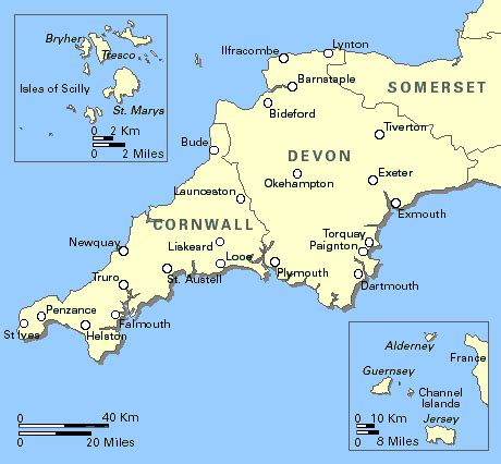 map uk and channel islands 4hotels co uk channel islands cornwall