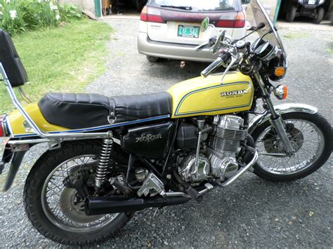 1976 honda 750 for sale 1976 honda cb 750f 750f motorcycle from south pomfret vt