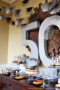diy 50th birthday decorating ideas minted strawberry