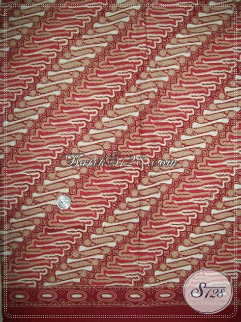 Kain Untuk Kemeja Kain Batik Exclusive Untuk Kemeja Kantor Kain Batik Elegan