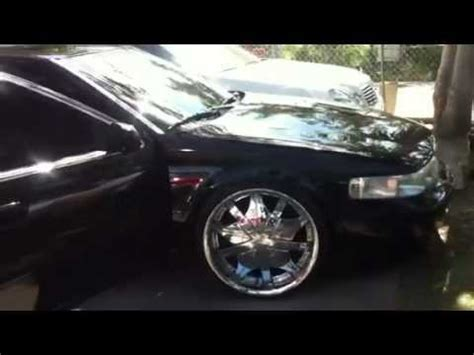 Cadillac On 22s by Cadillac Sts On 22s Dropped