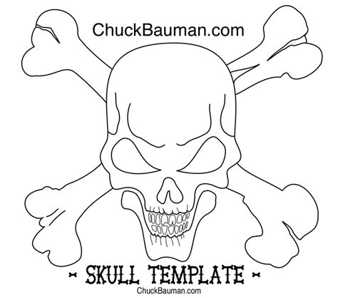 skull template airbrush free skull airbrushing stencil by crb1177 on deviantart